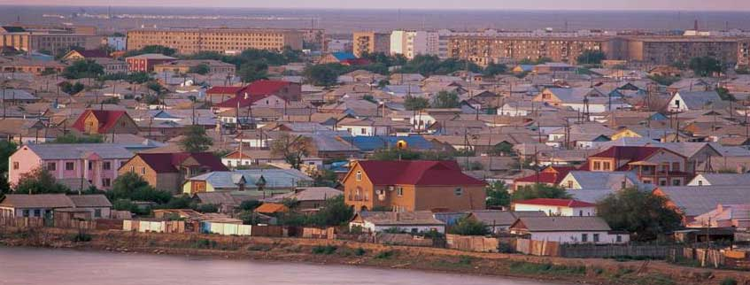 Environmental impact assessments in Atyrau, Kazakhstan